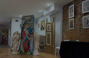 Wilmington Catholic art gallery