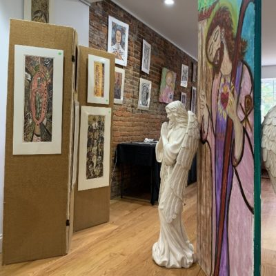 Religious art gallery in Wilmington