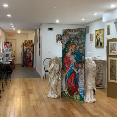 Catholic art gallery in Delaware